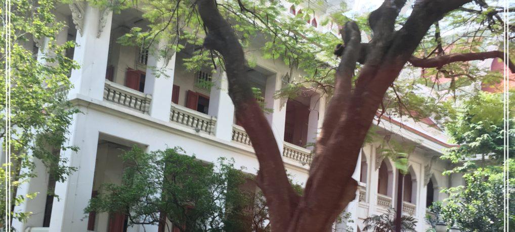 University life in Bangkok!
