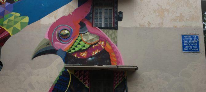 New Delhi Lodhi Street Art